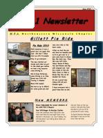 Chapter Newsletter  June 2010 NSL