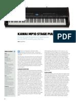 AT80 Kawai Stage Piano