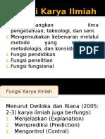 Presentasi KTI (Fungsi Dan Jenis)