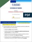 Lição n.º 01 - Introdução à Economia Do Turismo