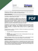 Fact Sheet WH Chikenpox NEW