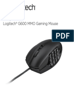 g600 Gaming Mouse