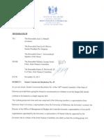 Senate Concurrent Resolution #39 Final Report