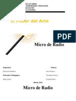 Micro de Radio Grupal