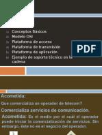 CONCEPTOS TECNICOS COMERCIALES TELECOMUNICACIONES