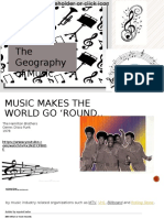 yr 11 geography of music lp1