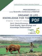 Organic is life. Knowledge for tomorrow 2011 Korea.pdf