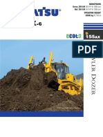 Dozer D155AX 6