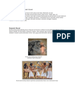 Pengenalan Dan Sejarah Mural