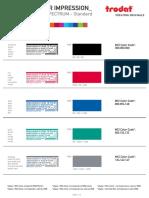 MCI Colours Standard