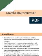 4. Brace Frame Structure