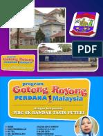 Asssigment Kesihatan Ruzina - Gotong-royong Perdana