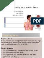 Konseling Pada Pasien Asma