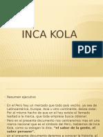 Inca Kola Ppt