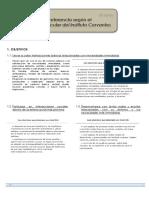 Nivel de Referencias en Plan Curricular Del IC A1