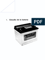Edebe - Bateria