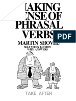 Martin Shovel - Making Sense of Phrasal Verbs (OCR, Indexed)