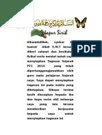 Tugasan Sejarah Pt3 2014