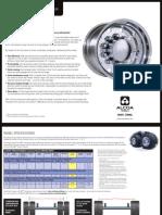 Wide Base Wheel Sell Sheet