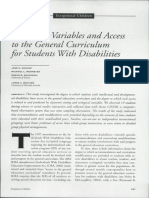 Soukup- Classroom Variables and Access 2007