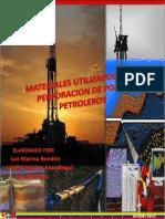 Catàlogo de Materiales (Luz Marina Rondon Cedeño)