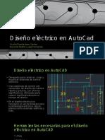 Diseño Eléctrico en AutoCad