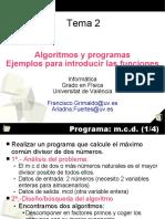 Tema2 EjerciciosFunciones Castellano