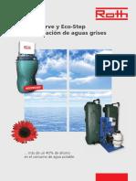 Equipos de Depuracion y Reutilizacion Del Agua