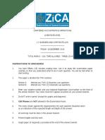 (l1) Financial Reporting