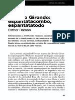 Oliverio Girondo Espantatacombo Espantatodo