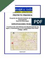 Especificaciones Tecnica Paso Real k
