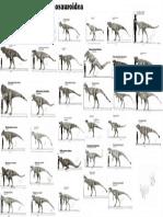 Tyrannosauroidea by Teratophoneus-d5bnbo3