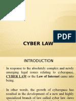 4 Cyber law