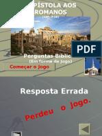 Docslide.com.Br Comecar o Jogo Ebd Profzaza a Epistola Aos Romanos Cap 7 16 Perguntas Biblicas Em Forma de Jogo