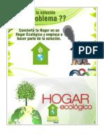 Plan Ecologico
