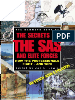The Mammoth Book of the Secrets of the SAS and Elite Forces - Jon E. Lewis