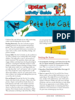 Pete the Cat Activity Guide
