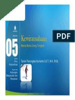PPT Kewirausahaan I [TM5]