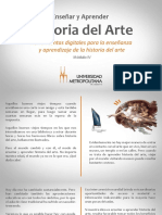 HistArte Presentacion PDF Modulo 4