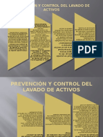 Prevención y Control Del Lavado de Activos Semana 3