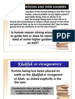 Basic Questions and Their Answers - Khilafah