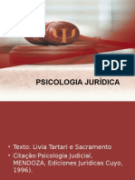 Aula 1 - Psicologia Juridica