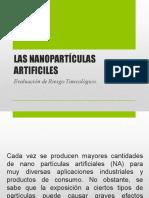 Las Nanopartículas Artificiles