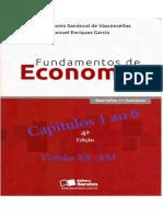 Fundamentos de Economia Caps 1 a 6 [v.2]