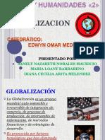 Presentacion de la Globalizacion