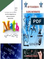 Math Fine Lastest Changes