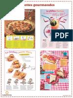 Cartaz_ recettes gourmandes