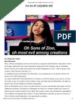 Motivos Del Antisemitismo