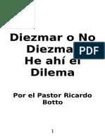 Diezmar o No Diezmar - Minibook