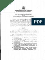 2006 Rules of Procedure